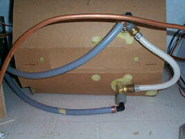 water heater bypass