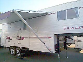 The RV Awning